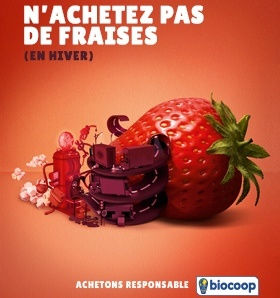 Biocoop lance sa campagne Achetons responsable !